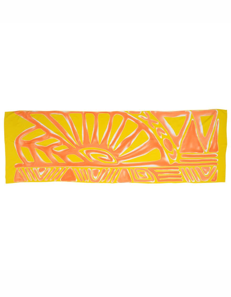 【デザインショート,パレオ】デザインショート(マハナ)オレンジ