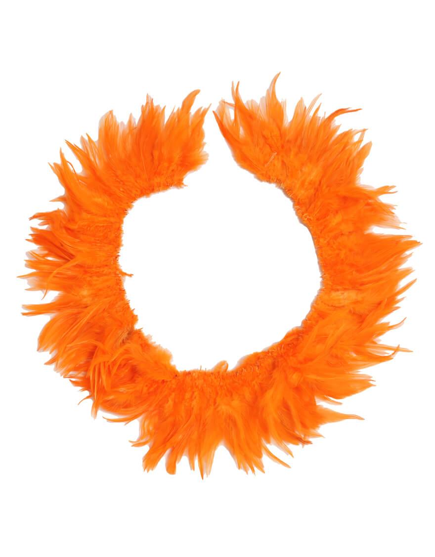 【フェザーパーツ,カスタムパーツ】フェザーショート(オレンジ)
