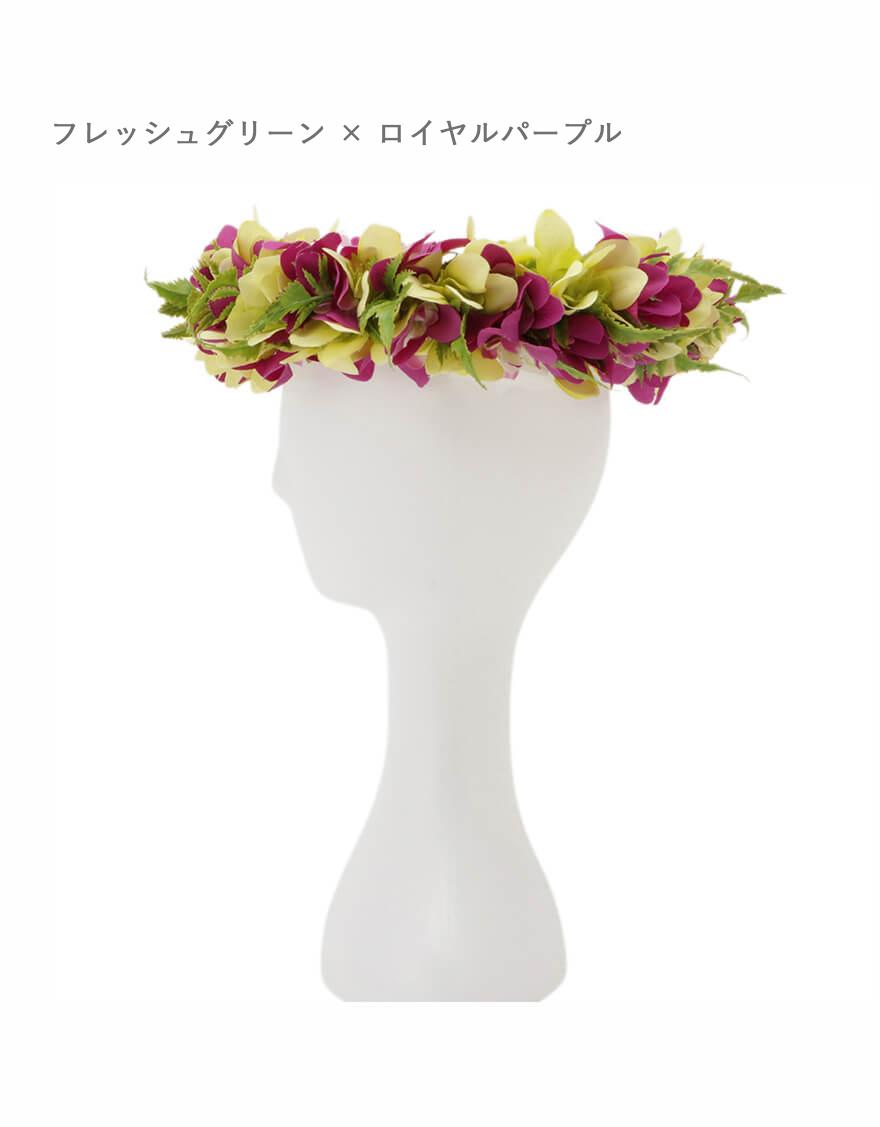 【ナチュラル/その他,ヘッドドレス】ヘイポー(デンファレ)