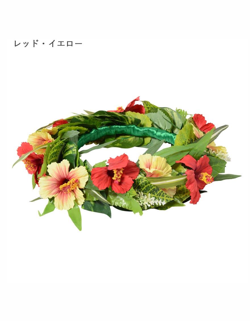 【ナチュラル/その他,ヘッドドレス】ヘイポー(ハイビスカス)